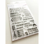 Ink Road Stamps - Clear Photopolymer Stamps - The One With All The Stamps