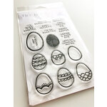 Ink Road Stamps - Clear Photopolymer Stamps - Eggstra