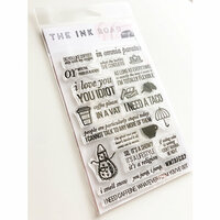 Ink Road Stamps - Clear Photopolymer Stamps - Stars Hollow