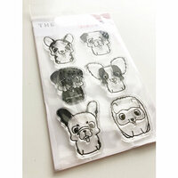 Ink Road Stamps - Clear Photopolymer Stamps - Bork