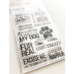Ink Road Stamps - Clear Photopolymer Stamps - Fur Babies