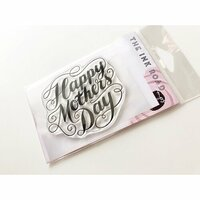 Ink Road Stamps - Clear Photopolymer Stamps - Happy Mothers Day