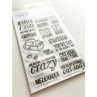 Ink Road Stamps - Clear Photopolymer Stamps - Purr Babies