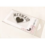 Ink Road Stamps - Clear Photopolymer Stamps - Mermaid at Heart