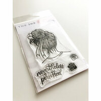 Ink Road Stamps - Clear Photopolymer Stamps - Bun Intended 2