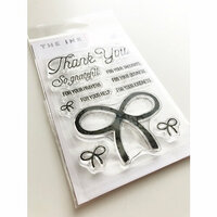 Ink Road Stamps - Clear Photopolymer Stamps - Thank You