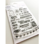 Ink Road Stamps - Clear Photopolymer Stamps - Boo Crew