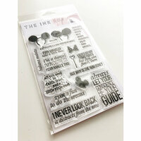 Ink Road Stamps - Clear Photopolymer Stamps - Earresistible