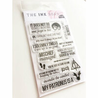 Ink Road Stamps - Clear Photopolymer Stamps - Expecto Stampo
