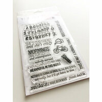 Ink Road Stamps - Clear Photopolymer Stamps - The Upside Down