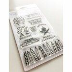 Ink Road Stamps - Clear Photopolymer Stamps - Lit AF
