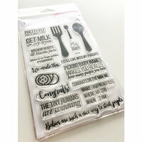 Ink Road Stamps - Clear Photopolymer Stamps - Spork