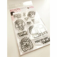 Ink Road Stamps - Clear Photopolymer Stamps - Lucy Happy Mail