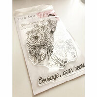 Ink Road Stamps - Clear Photopolymer Stamps - Days-e Bouquet