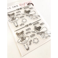 Ink Road Stamps - Clear Photopolymer Stamps - Duets Zap