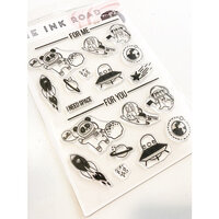 Ink Road Stamps - Clear Photopolymer Stamps - Duets Space
