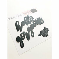 Ink Road Stamps - Dies - Hello Gorgeous