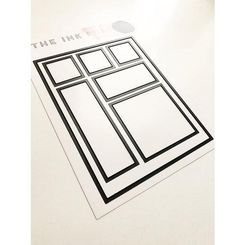 Ink Road Stamps - Dies - DIY Windows