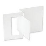 Jinger Adams - Cards and Envelopes - 6 Pack - Pop-Out Flip