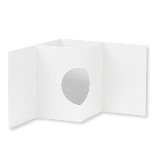 Jinger Adams - Cards and Envelopes - 6 Pack - Pop-Out Window