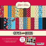 Jinger Adams - Gypsy Queen Collection - 12 x 12 Collection Kit