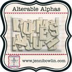 Jenni Bowlin - Alterable Alphas - Ledger