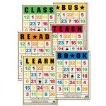 Jenni Bowlin Studio - Bingo Card Set - School Days, CLEARANCE
