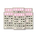 Jenni Bowlin Studio - Mini Bingo Cards - Baby Girl, CLEARANCE