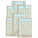 Jenni Bowlin Studio - Mini Bingo Cards - Beach