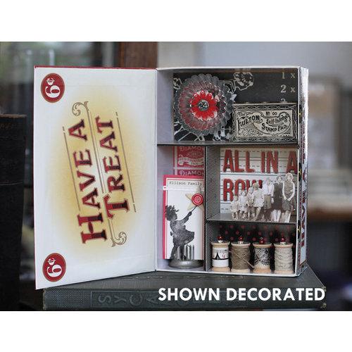 Jenni Bowlin Studio - Divided Cigar Box