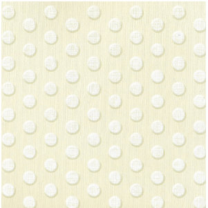 Jenni Bowlin Studio - Core'dinations - Essentials Collection - 12 x 12 Embossed Color Core Cardstock - Vanilla Cream
