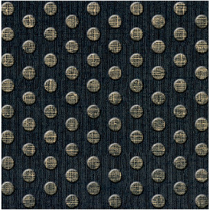 Jenni Bowlin Studio - Core'dinations - Black Magic Collection - 12 x 12 Embossed Color Core Cardstock - Hermit