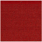 Jenni Bowlin Studio - Core'dinations - Vintage Collection - 12 x 12 Embossed Color Core Cardstock - Ruby Bookprint