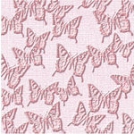 Jenni Bowlin Studio - Core'dinations - Whitewash Collection - 12 x 12 Embossed Color Core Cardstock - Barn Siding Butterflies