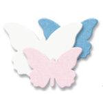 Jenni Bowlin Studio - Baby of Mine Collection - Felt Butterflies, CLEARANCE
