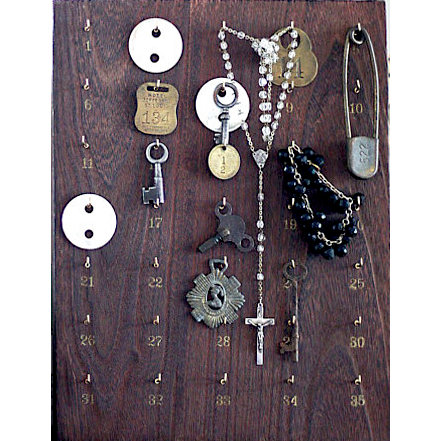 Jenni Bowlin Studio - Hotel Key Holder