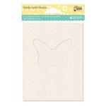 Jillibean Soup - Shaker Card - Butterfly