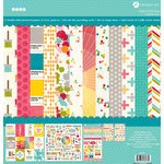 Jillibean Soup - Shades of Color Collection - 12 x 12 Collection Pack