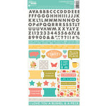 Jillibean Soup - Farmhouse Stew Collection - Cardstock Stickers