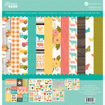 Jillibean Soup - Farmhouse Stew Collection - 12 x 12 Collection Pack