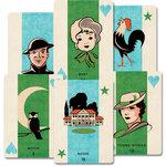 Jenni Bowlin Studio - Vintage Mini Deck - Fortune Telling
