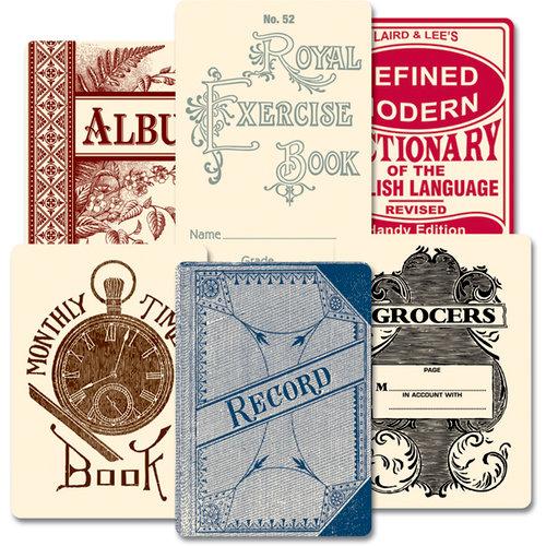 Jenni Bowlin Studio - Vintage Mini Deck - Book Covers