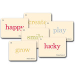 Jenni Bowlin Studio - Vintage Mini Deck - Flashcards - Fun Times