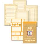 Jenni Bowlin Studio - Memo Book - Orange, CLEARANCE
