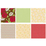 Jenni Bowlin Studio - Front Porch Collection - Mini 4 x 4 Paper Set