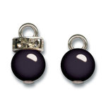 Jenni Bowlin Studio - Pearl and Rhinestone Charms - Black