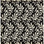 Jenni Bowlin Studio - Vintage Collection - 12 x 12 Patterned Paper - Black Branch