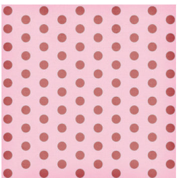 Jenni Bowlin Studio - Baby of Mine Collection - 12 x 12 Paper - Pink Large Dot