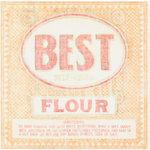 Jenni Bowlin Studio - The Farmer's Wife Collection - 12 x 12 Paper - Flour Sack, CLEARANCE