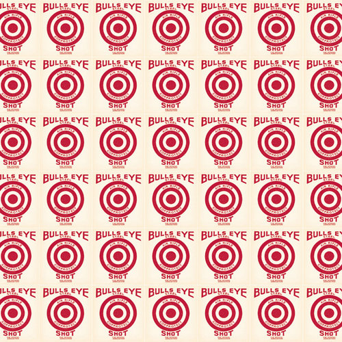 Jenni Bowlin Studio - Play Date Collection - 12 x 12 Paper - Target Practice